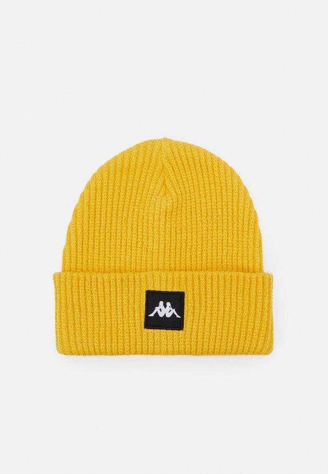 HOPPA UNISEX - Beanie - ceylon yellow