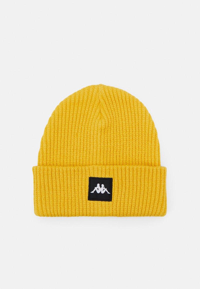 Kappa - HOPPA UNISEX - Beanie - ceylon yellow