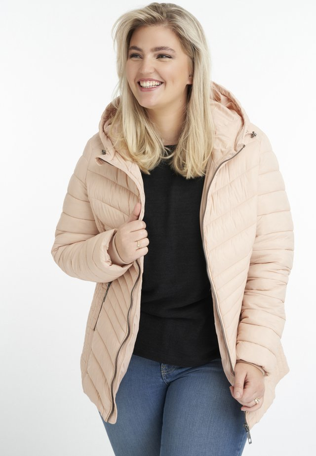 Light jacket - light pink