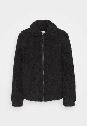 NMGABI SHORT JACKET - Winter jacket - black