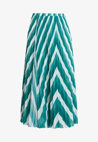 COCOS SKIRT - A-line skirt - seaweed
