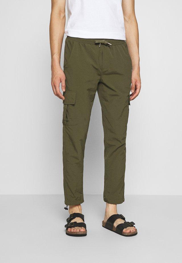 PASCAL PANT - Pantaloni cargo - rosin