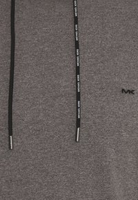Michael Kors - LONG SLEEVE HOODIE - Sweatshirt - black - 7