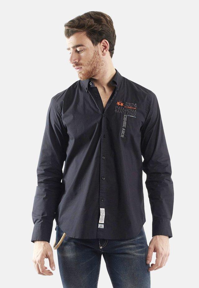 QUICOJAH - Camicia - black