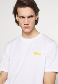 HUGO - DURNED - T-shirt - bas - white - 4