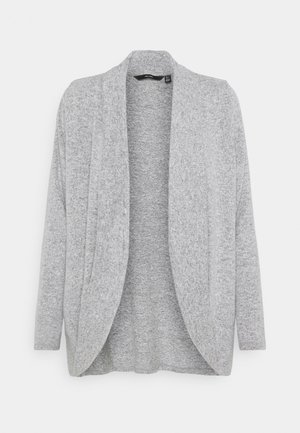 VMTAMMI  - Cardigan - light grey melange