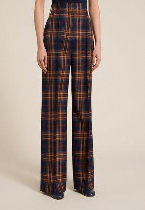 ONIX - Trousers - var blu/ruggine