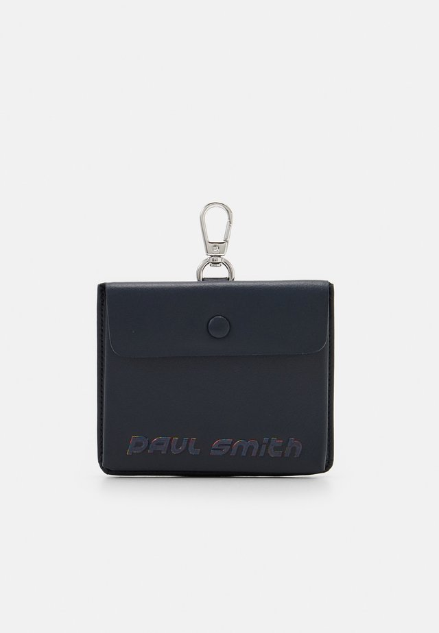 MEN WALLET CASE CLIP UNISEX - Portefeuille - navy