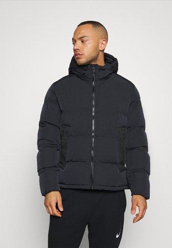 ROCHESTER OUTDOOR HOODED JACKET - Winter jacket - black