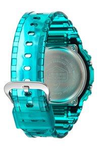 G-SHOCK - DW-5600 SKELETON - Digitální hodinky - green - 1