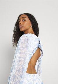 Gina Tricot - SONJA DRESS - Kjole - blue - 4