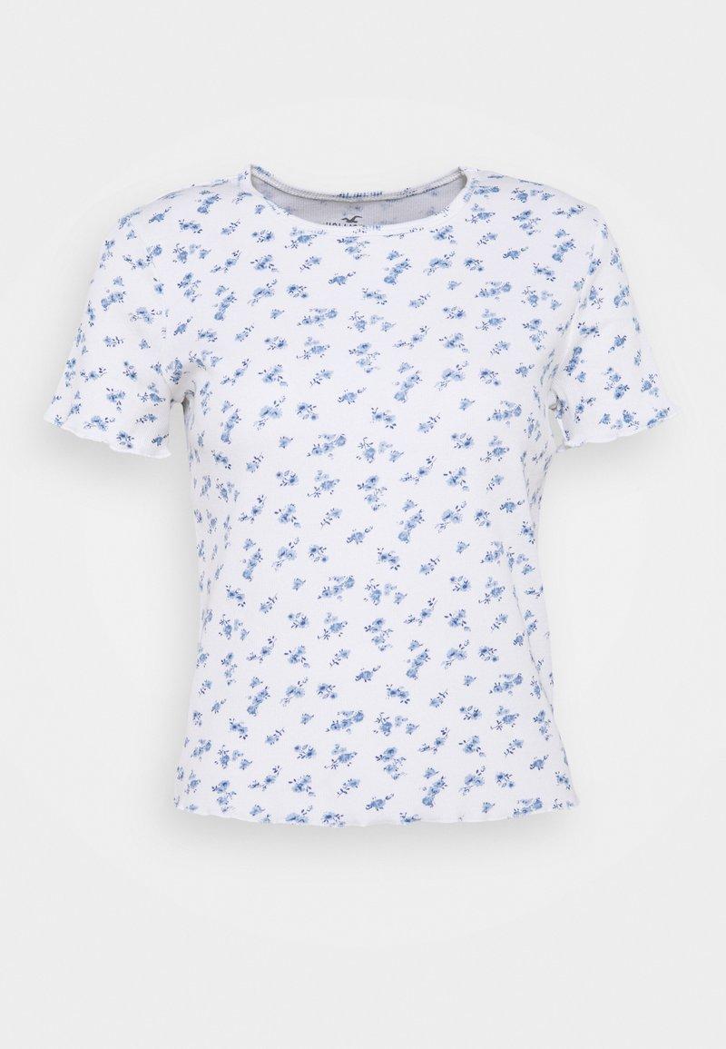 Hollister Co. - LETTUCE BABY TEE - T-shirts med print - white