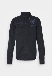 Schott - Shirt - navy - 4