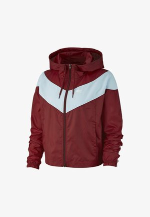 Training jacket - team red/celestine blue/white