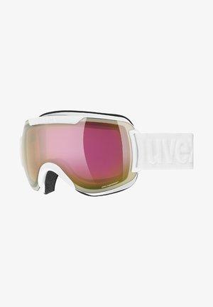 DOWNHILL  - Ski goggles - white (s55011512)