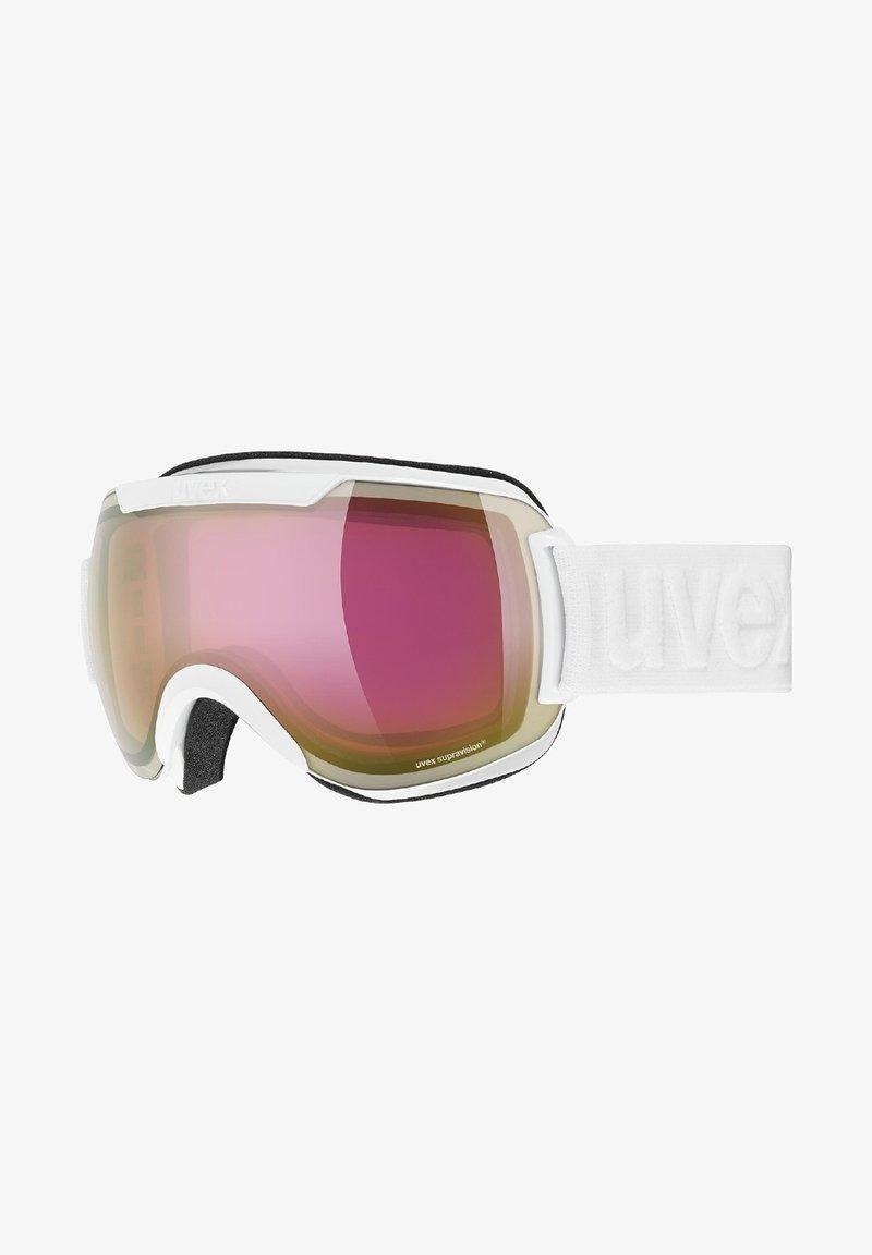 Uvex - DOWNHILL  - Ski goggles - white (s55011512)