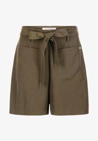 Morgan - Shorts - olive - 4