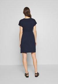 Envie de Fraise - EVI MATERNITY DRESS - Sukienka z dżerseju - navy blue - 2