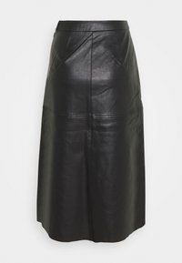 PIECES Tall - PCSURIANNA MIDI SKIRT TALL - Pencil skirt - black - 1