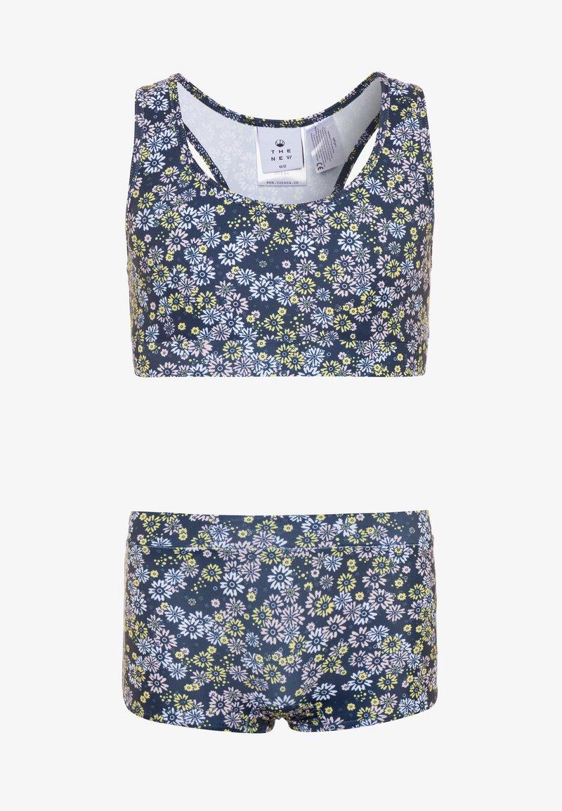 The New - PORINA UV50+ - Bikini - navy blazer