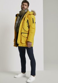 TOM TAILOR - Winter coat - californian yellow - 1