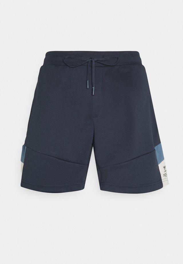 ALEC SHORTS - Pantalón corto de deporte - blue nights