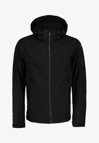 Icepeak - Soft shell jacket - schwarz - 0