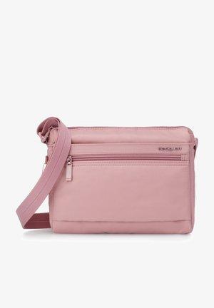 EYE - Across body bag - powder pink