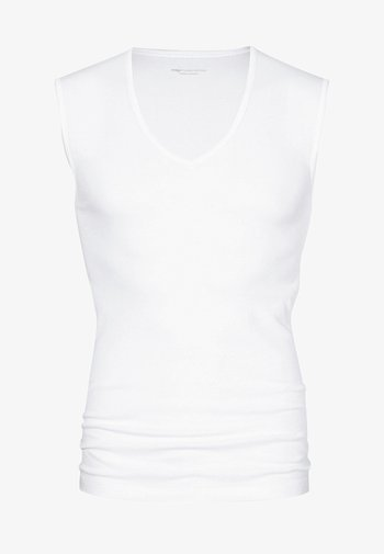 MUSKELSHIRT V-NECK SERIE CASUAL COTTON