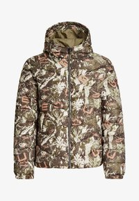 Guess - HOHEM  - Giacca invernale - brown, olive - 3