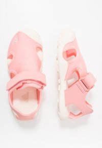 adidas Performance - CAPTAIN TOEY - Walking sandals - glow pink/core white - 0