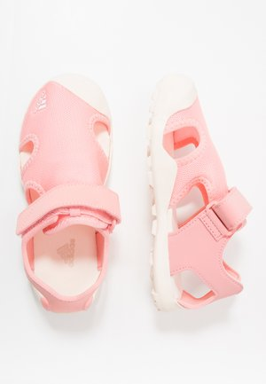 TERREX CAPTAIN TOEY UNISEX - Walking sandals - glow pink/core white