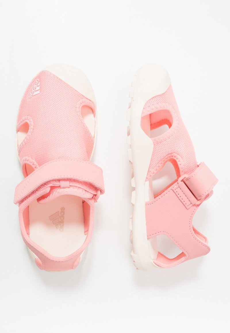 adidas Performance - CAPTAIN TOEY - Walking sandals - glow pink/core white