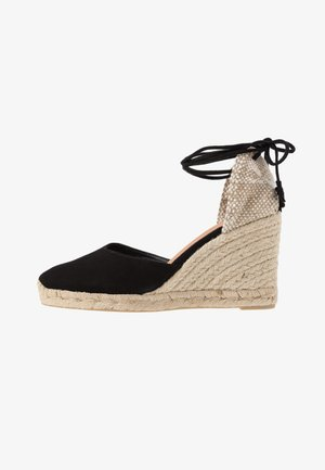 CARINA  - High heeled sandals - black