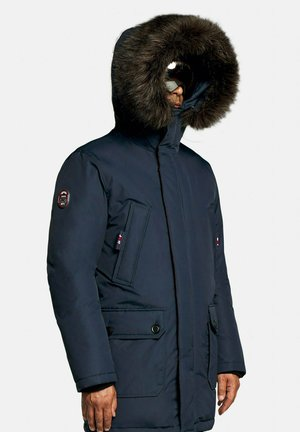 MOUNTAIN  - Gewatteerde jas - navy