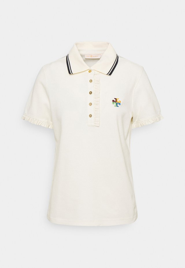 RUFFLE - Polo - new ivory