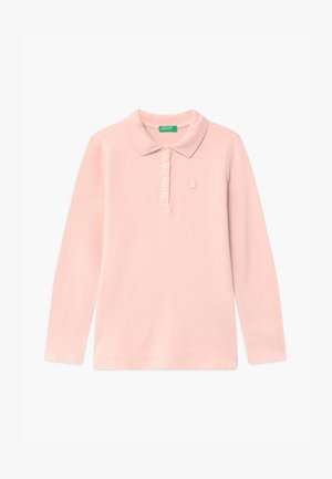 BASIC GIRL - Koszulka polo - light pink