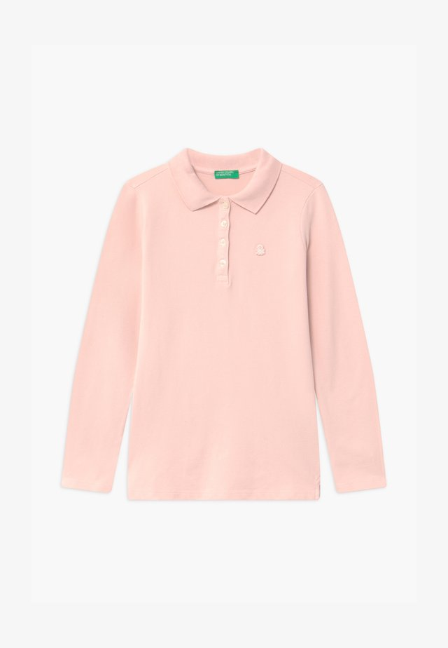 BASIC GIRL - Poloskjorter - light pink