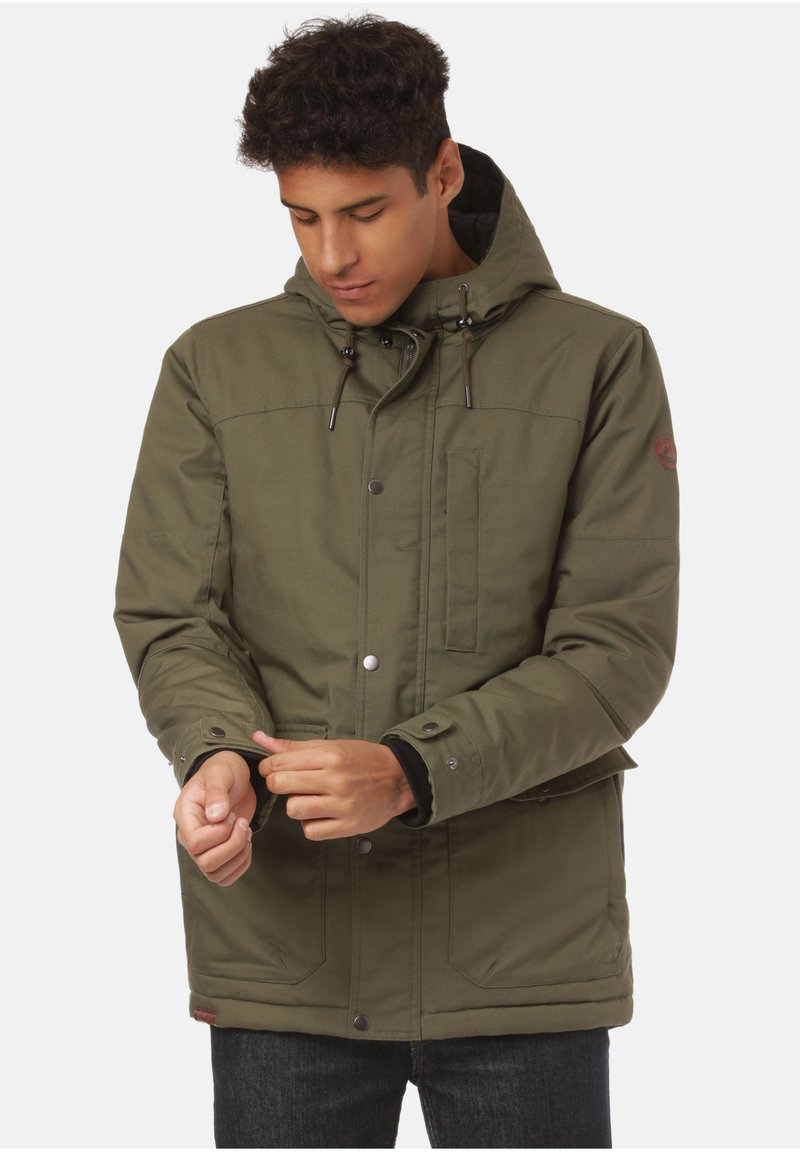 Lakeville Mountain - CALEDON - Winter jacket - olive