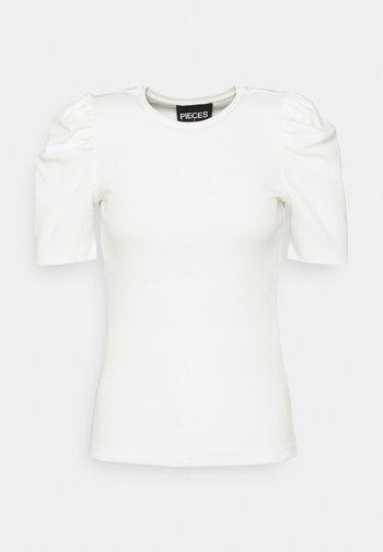 PCANNA - Camiseta básica - bright white