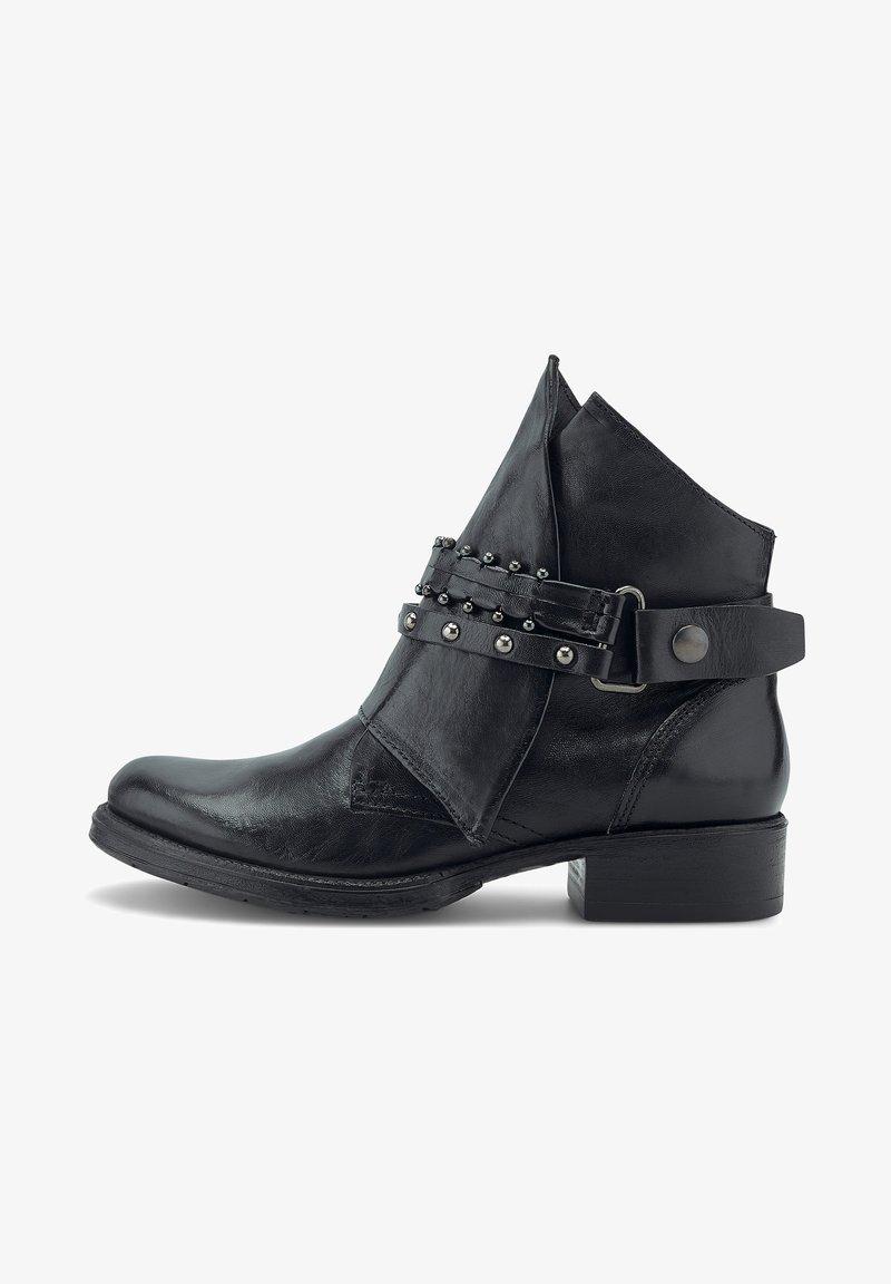 Flare & Brugg - Cowboy/biker ankle boot - schwarz