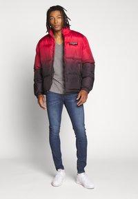 Lee - MALONE - Slim fit jeans - dark del rey - 1