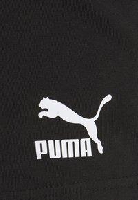 Puma - CLASSICS ASYMMETRIC BANDEAU - Top - black - 5