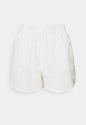 CLASSIC BEACH  - Swimming shorts - white