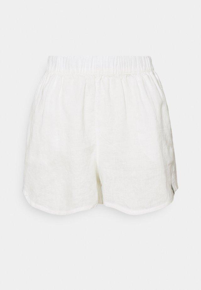 CLASSIC BEACH  - Zwemshorts - white