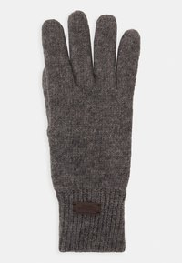Barbour - CARLTON GLOVES - Gloves - grey - 1