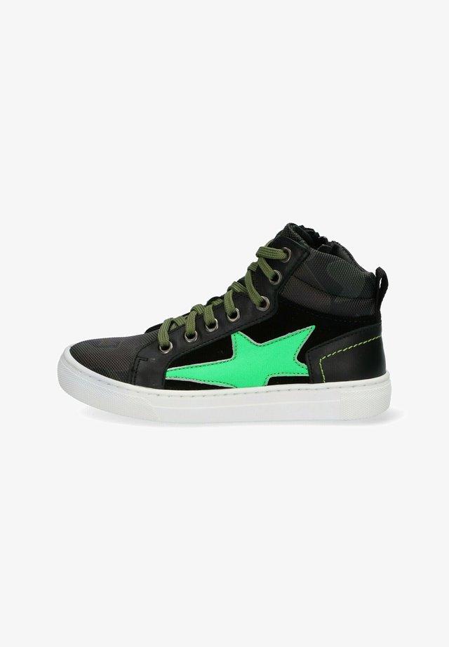 DIGGY DAY - Sneakers hoog - black