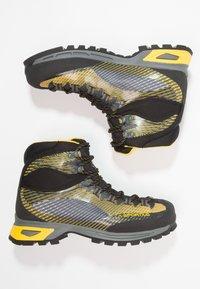 La Sportiva - TRANGO TRK GTX - Hiking shoes - yellow/black - 1