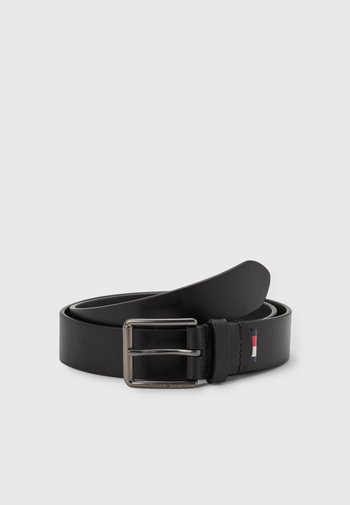 CASUAL ESSENTIAL ROLLER - Belt - black