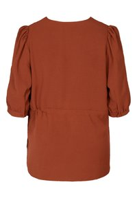 Zizzi - Blouse - dark orange - 4